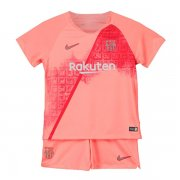2018-2019 Barcelona Third Kids Kit Jersey