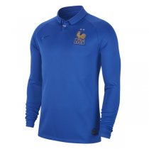2019 France 100th Anniversary Edition Long sleeve Soccer Jersey