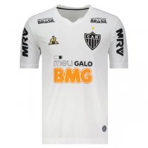 19-20 Atletico Mineiro Away White Jersey Shirt