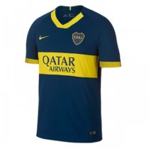 19-20 Boca Juniors Home Soccer Jersey Shirt