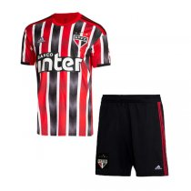 19-20 Sao Paulo Away Soccer Kids Kit