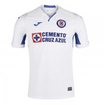 2019-2020 Cruz Azul Joma Away Jersey White