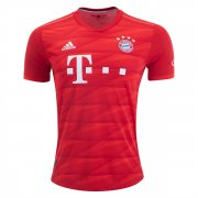 19-20 FC Bayern Munich Home Authentic Soccer Jersey(Player Version)