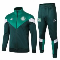 19-20 Palmeiras Retro Green Jacket Kit