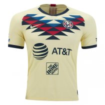 19-20 Club America Home Authentic Jersey(Player Version)