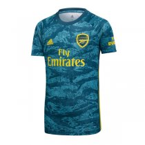 19-20 Arsenal Goalkeeper Soccer Jersey Shirt