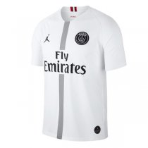 1819 Jordan PSG White Champions League Jersey