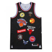 SUPREME Limited Edition NBA Jersey Black