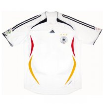 2006 World Cup Germany Home Retro Jersey