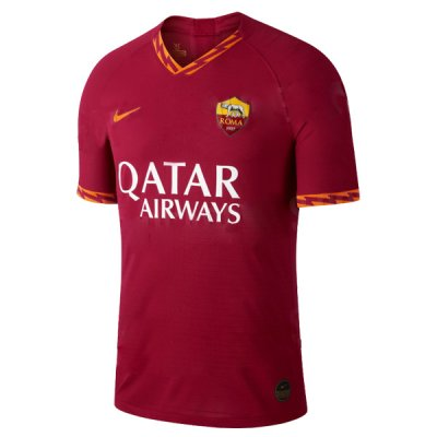 2019 2020 As Roma Home Soccer Jersey Shirt