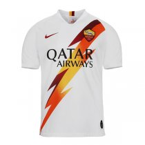 19-20 AS Roma Away Soccer Jersey Shirt