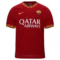 19-20 AS Roma Home Authentic Soccer Jersey(Player Version)