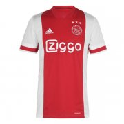 20-21 Ajax Home Authentic Soccer Jersey (Player Version)
