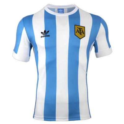 1978 Argentina Home Retro Jersey Shirt