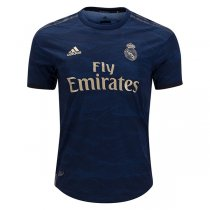 19-20 Real Madrid Away Authentic Soccer Jersey (Player Version)