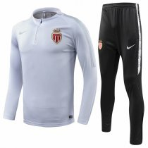 1819 AS Monaco White Tracksuit