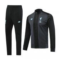19-20 Liverpool Black High Neck Jacket Kit