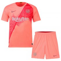 1819 Barcelona Third Soccer Jersey Kit