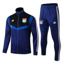 19-20 Lyon Blue High Neck Jacket Kit