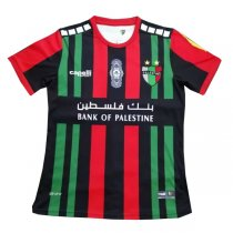 2019 Palestino Home Black&Red Soccer Jersey Shirt