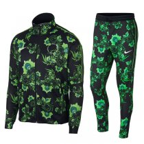 2018 Nigeria Super Eagles Tribute Floral Veste Tracksuit