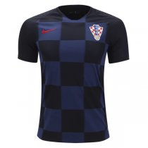 2018 Croatia Away World Cup Jersey Shirt