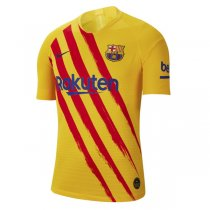 19-20 Barcelona Senyera Fourth Authentic Jersey (Player version)