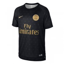 18-19 PSG Black Pre Match Training Jersey
