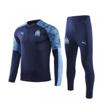19-20 Marseille Cyan Zebra Training Suit