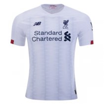 19-20 Liverpool Authentic Away Elite Jersey (Player Version)