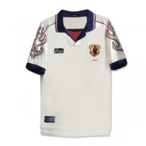 1998 World Cup Japan Away Soccer Jersey