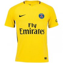 PSG 17/18 Away Authentic Soccer Jersey (Player Version)