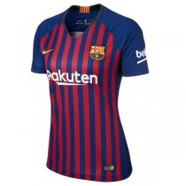 18/19 Barcelona Home Women Soccer Jersey Shirt