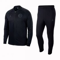 1819 PSG Jodan X Squad Black Training Jacket Kit