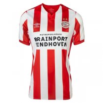 19-20 PSV Eindhoven Home Red Soccer Jersey