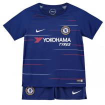 1819 Chelsea Home Soccer Jersey Kid Kit
