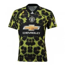 1819 Manchester United EA Sport 4TH Jersey