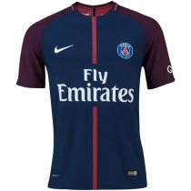 PSG 17/18 Home Authentic Soccer Jersey (Player Version)