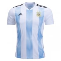 2018 World Cup Argentina Home Soccer Jersey