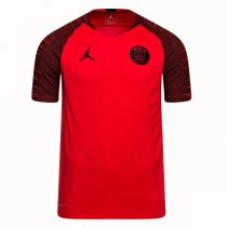 1819 PSG Jordan Red Training Jersey Shirt