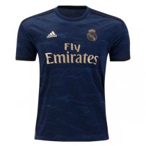 19-20 Real Madrid Away Navy Soccer Jersey