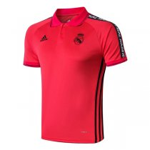 2019 Real Madrid Red Polo Shirt