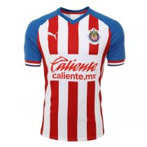 19-20 Chivas Guadalajara Home Authentic Jersey (Player Version)