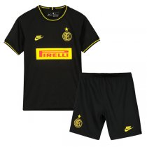 19-20 Intel Milan Third Soccer Jersey Kids Kit
