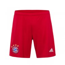 19-20 FC Bayern Munich Home Red Jersey Short