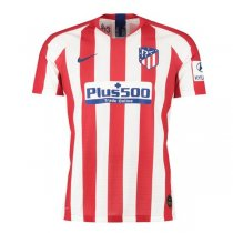 19-20 Atlético de Madrid Home Authentic Jersey (Player Version)