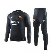 19-20 Barcelona Gray Training Suit