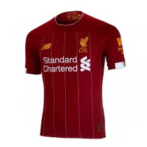 19-20 Liverpool Authentic Home Elite Jersey (Player Version)