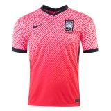 2020 South Korea Home Jersey Shirt
