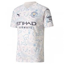 20-21 Manchester City Third Away Jersey Shirt